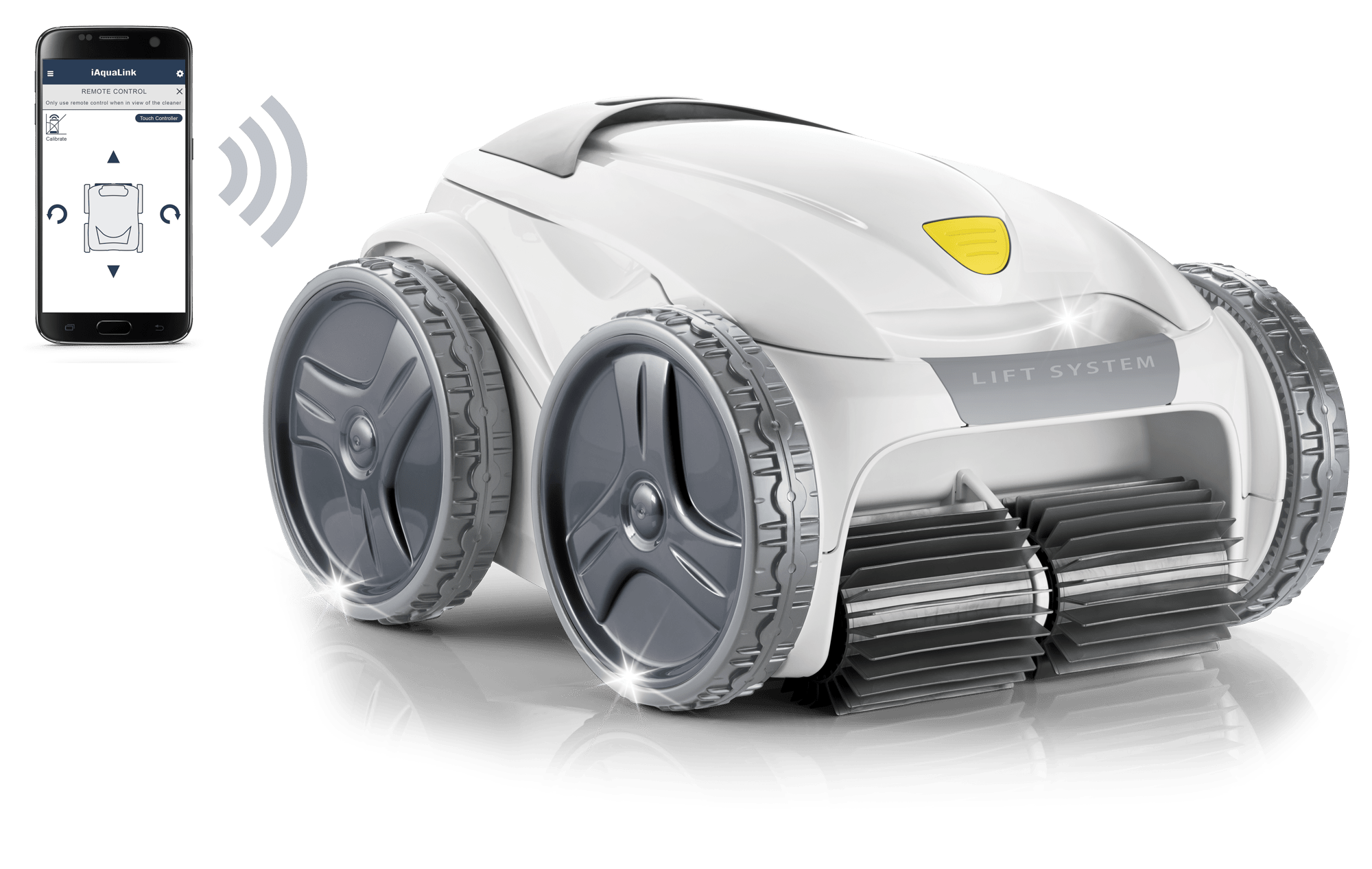 Zodiac VX65iQ Pool Cleaner