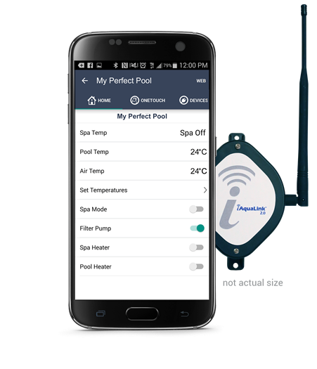 Iaqualink Pool Automation Swimming Pool Automation